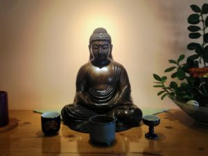 Van houten Boeddha's en alle vormen respect