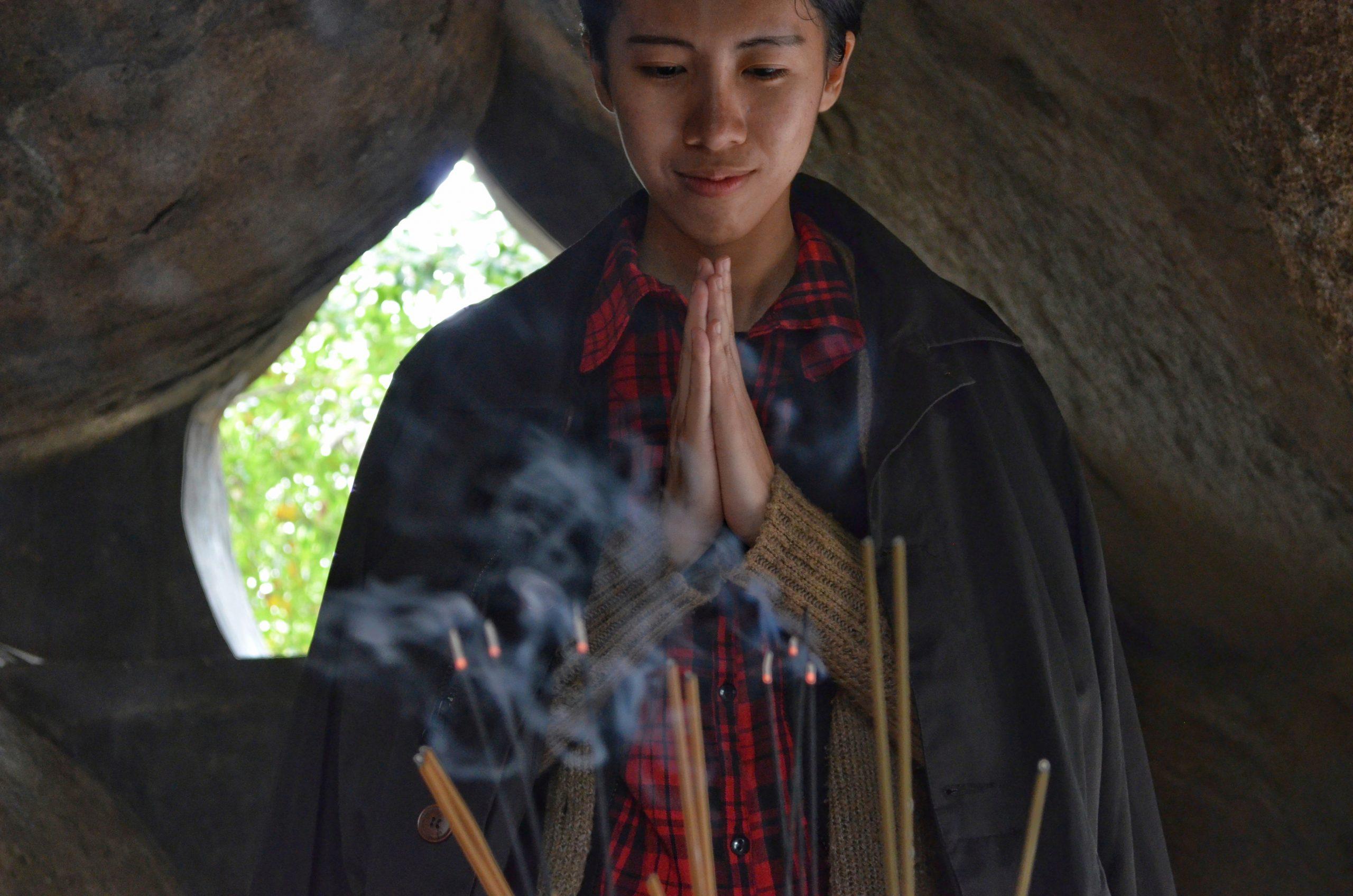 Van houten Boeddha's en alle vormen van respect